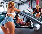 Allison Paulina And Victoria Lanz Private