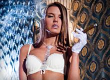 Joycen Suzie Carina Smoking Sluts