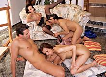 Sexy pijama party
