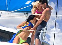 Boat Threesome