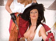 Nikky Rider Yvonne Peach Robinson 02 Crusoe On Sin Island