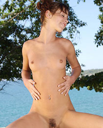 Charming Natasha Shy