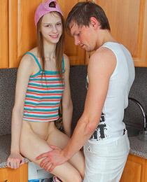 Beata getting slammed