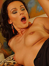 Sexy Cameron Cruz does blowjob and anal fucked