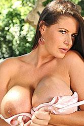 Rebecca Jessop G-cup breasts