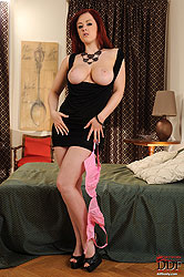 Blazing hot and naughty Jaye Rose!