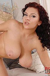 Busty Lana Ivans hardcore fucked