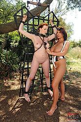 Sexy Ricky exploited by LaTaya Roxx