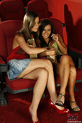 Triple feature porn movie night!