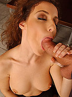 Horny Judith Fox gest anal fucked in a bar