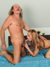 He got his share of fresh young pussy last time