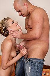 Hardcore sex of hot blonde Terika