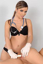 Hot Blue Angel gets heavy examined