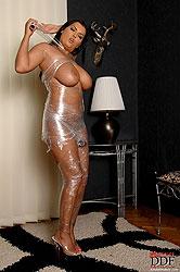 Jasmine Black´s kinky masturbation