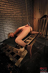 Sexy Ionella Dantes bound & fucked