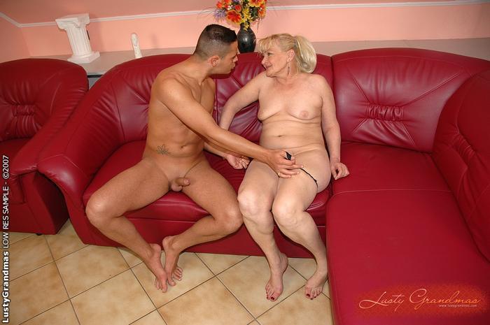 grandma xxx