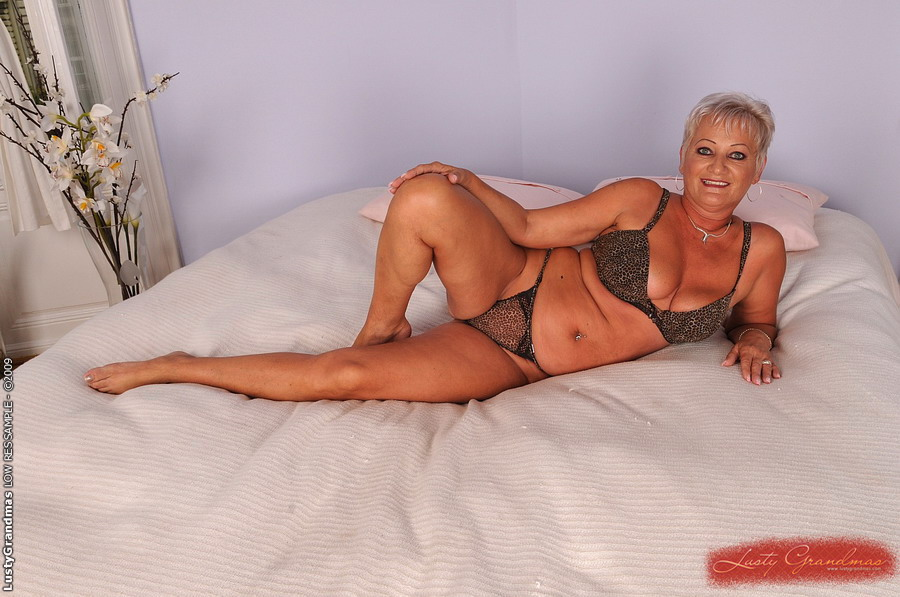 Mature and younger women in the warehouse f70 9