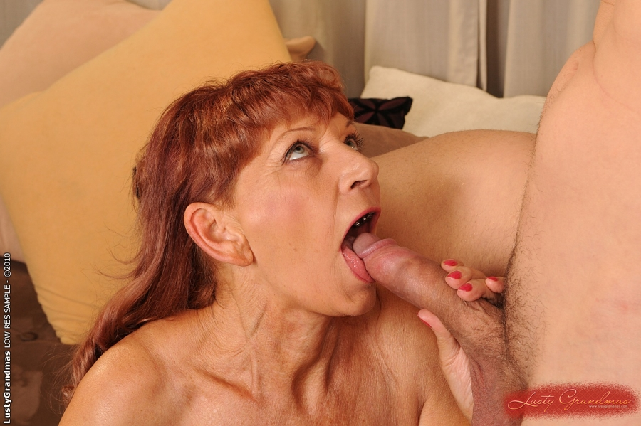 Something is. granny rideing hard cock sorry, that