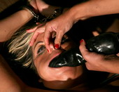 We will introduce her to the joys of submission
