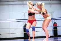 pornstars delivered a girly girl type of boxing