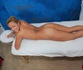 Girl next door fucked hard during massage