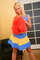 Cheerleader Ania