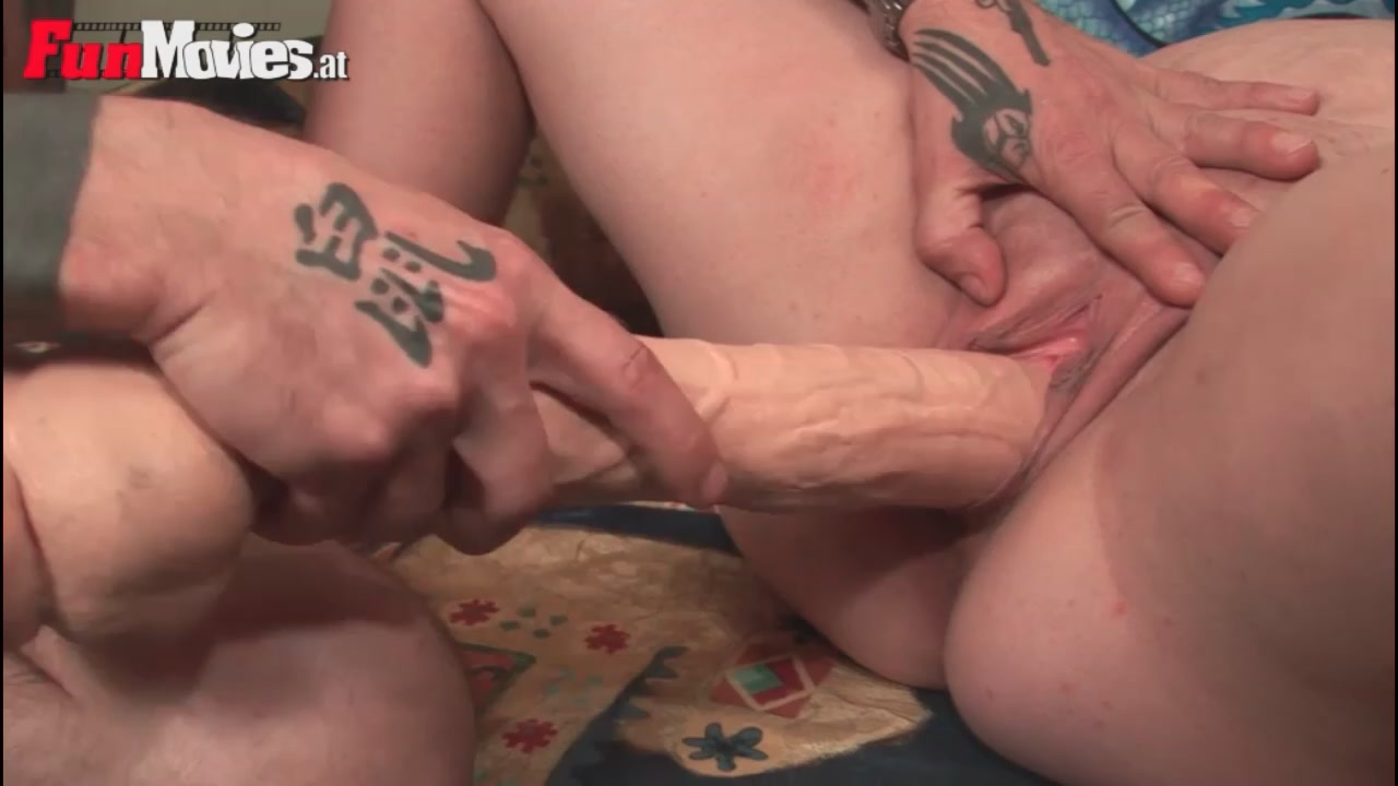 image Funmovies fat housewife loves to get fucked with a dildo