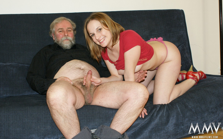 Секс деушка внучка 9 фотография