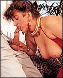 Busty eighties lady loves a cock in her tight hairy bumhole