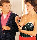 Two hairy seventies ladies enjoy to pelase a stiffy dick