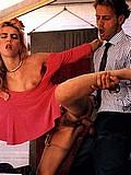 Classy eighties lady enjoys stiff dick in her tight muff