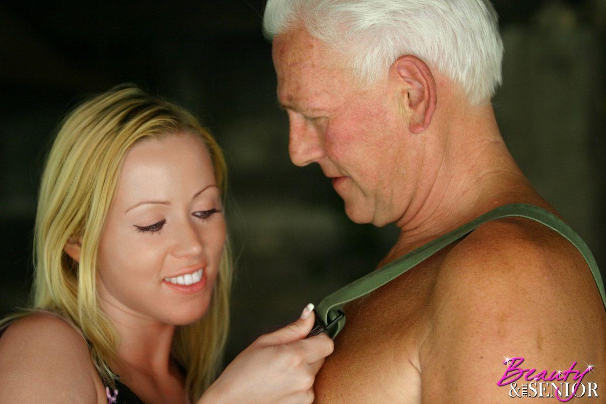 hotties fucked by older men