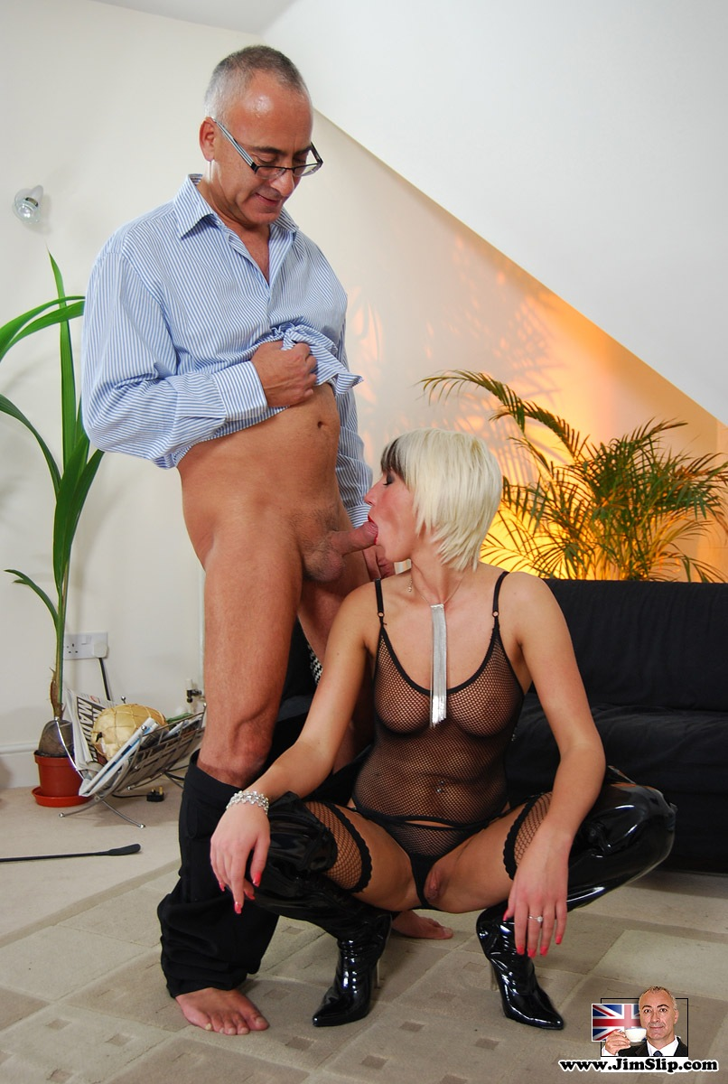 Old man fucked uk milf in the ass - 3 part 5