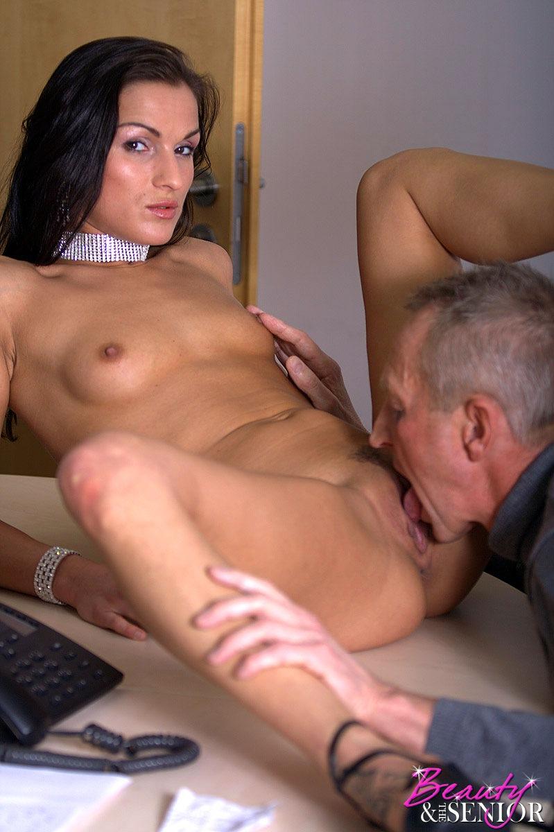 banging secretary