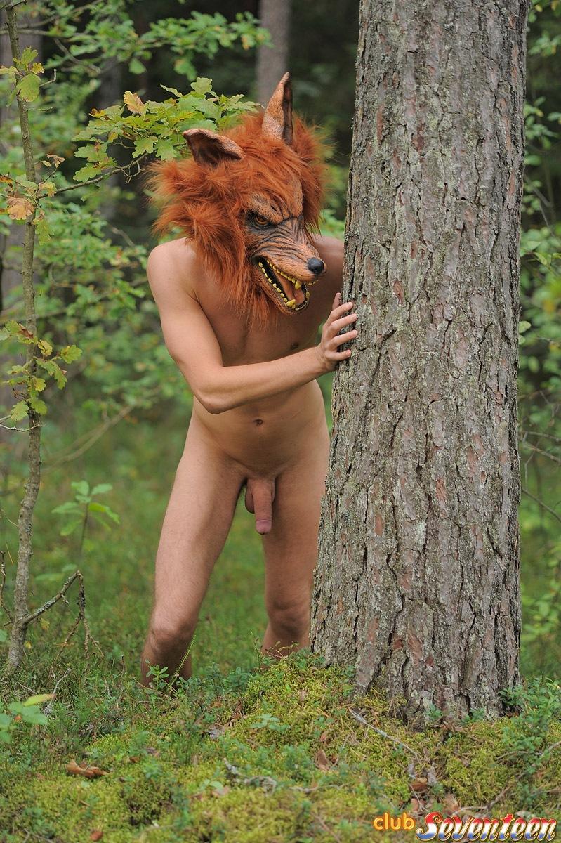 Эротика волк и шапочка 8 фотография