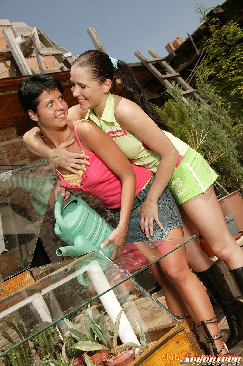 Very Horny Lesbian 58