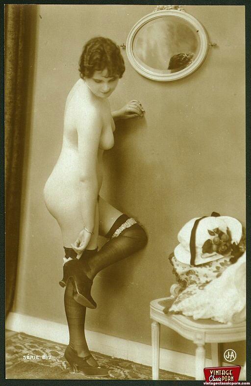 Vintage Nudes S