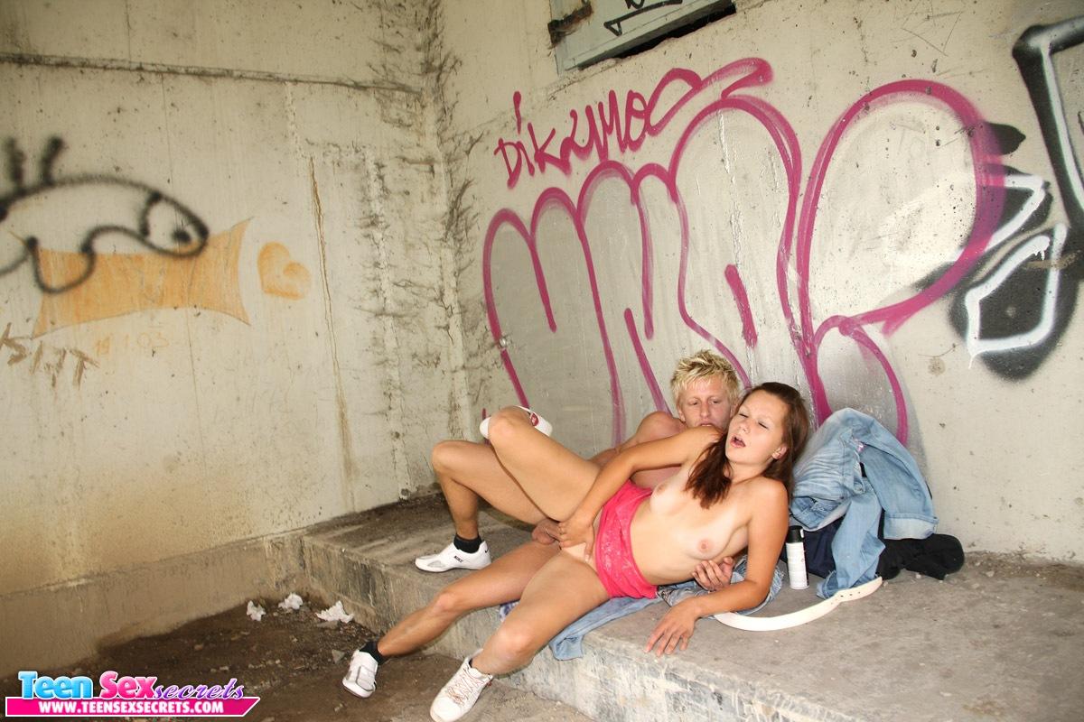 Share your Teen couple on bridge idea