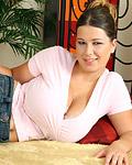 Naturally huge titty teen rides her boyfriends big hard cock