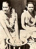 Vintage exotic beauties love posing naked in the thirties