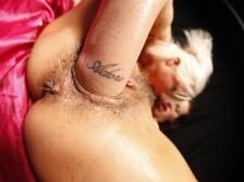 Kinky Dirty Bitch & Mandy Cinn - Hairy Pussy Fisting