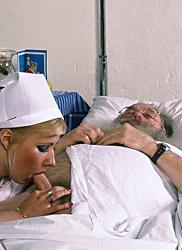 Classic hospital sex
