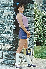 Sixties schoolgirl