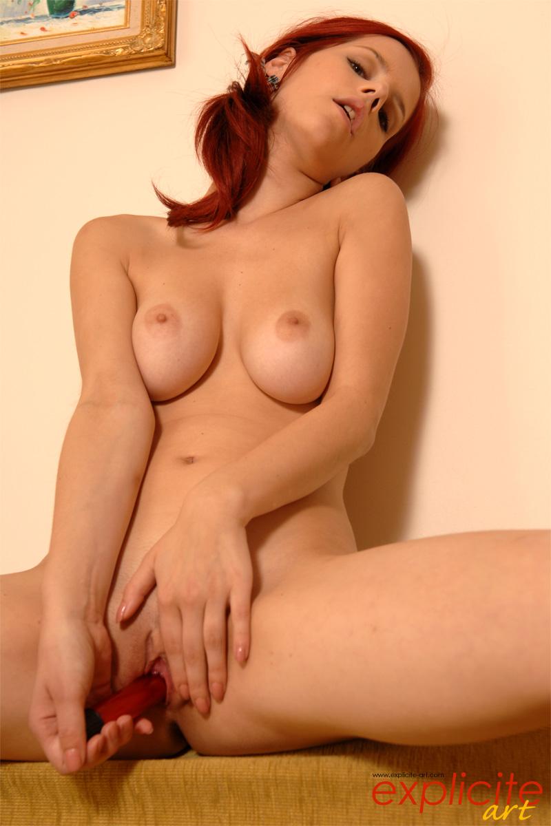 Hands redhead dildo table 34, Kansas