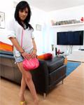 Jordanne Kali new wonderful fresh debutante stripping!