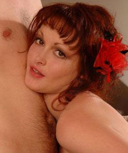 Louise de Bergham anal hardcore with her boyfriend!