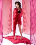 Nikita Bellucci, perfect teen glamour in studio!
