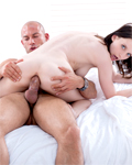 Pauline Cooper ass-fucked in studio by Mike Angelo (2nd part)