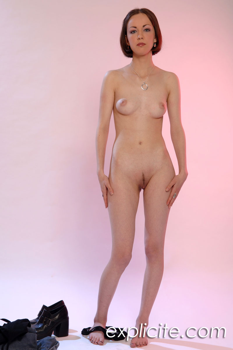 Explicit erotic stripping