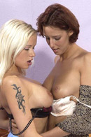Naughty Lesbians